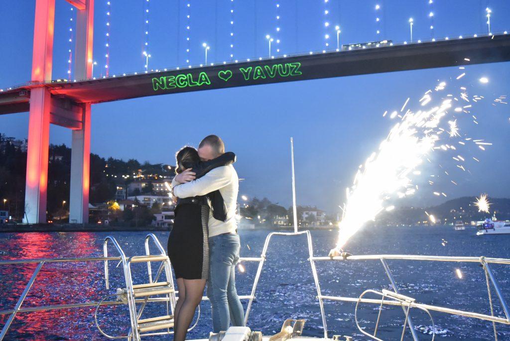 DSC 6210 1024x685 - Yatta Evlilik Teklifi Sürprizi - Teknede evlenme teklifi